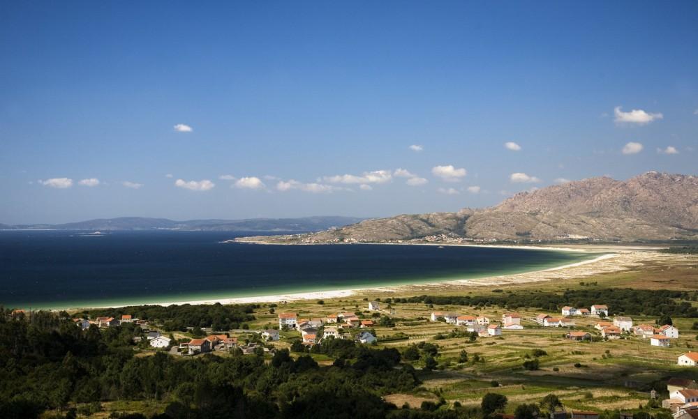 Playa de Carnota Experiencias marineras Galicia pulpo