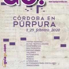 ¡Ya puedes leer online la Guía GO! de Córdoba de Febrero 2020