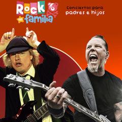 Rock en familia: Descubriendo a ACDC y Metallica