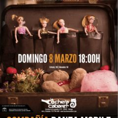 Society (Políticamente incorrectas) en La Cochera Cabaret de Málaga