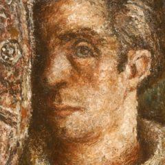 Soy yo, dieciocho autorretratos de Laxeiro, exposición en Vigo