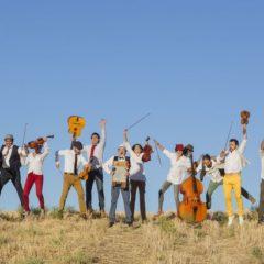 Swing Machine Orchestra en el Museo Picasso Málaga