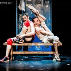 'Un poyo rojo' en el Palacio de Festivales