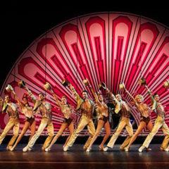 A chorus line, el exitoso musical codirigido por Antonio Banderas