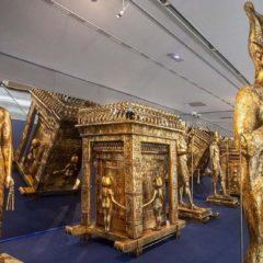 'Aída. El Egipto Soñado' en el MEH