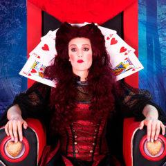 Alicia y el País de las Maravillas en Teatro Ramos Carrión en Zamora