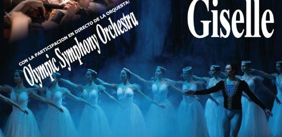 El ballet Giselle en el Teatro Romea