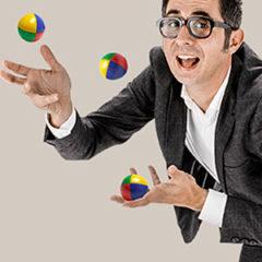 Berto Romero. Mucha tontería en Teatre Casal de Vilafranca en Barcelona