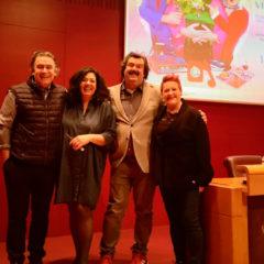 Boleros, mentiras y vídeos caseros en el Euskalduna