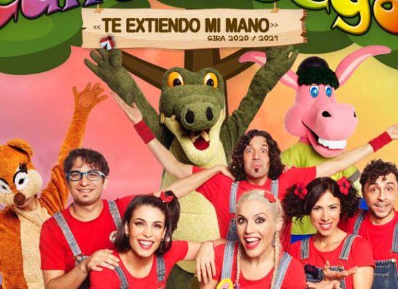Concierto de CantaJuego en Palacio de Congresos de Plasencia en Cáceres