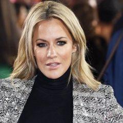 Caroline Flack, exnovia del príncipe Harry, hallada muerta