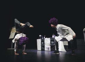 Circonciencia en el Teatro Cervantes