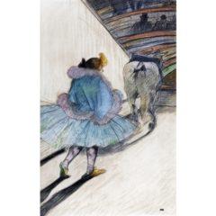 Exposición Toulouse-Lautrec y el fabuloso mundo del circo en el Museo Carmen Thyssen Málaga