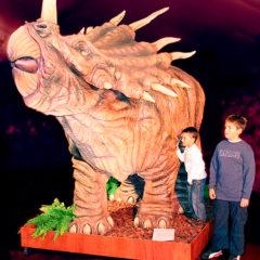 Dino Expo XXL en Carpa junto al Palacio de Hielo en Madrid