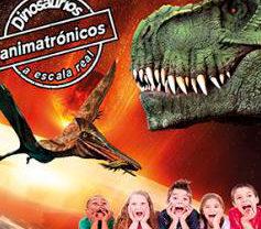 Dinosaurs Tour en Expourense