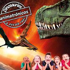 Dinosaurs Tour en Ferias Jaén