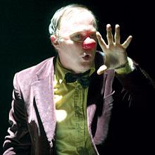 El minuto del payaso en Teatro del Barrio en Madrid