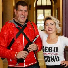 Farolín y Zarambolas de los Carnavales de Bilbao