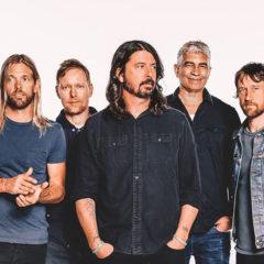 Concierto de Foo Fighters en Ciudad de las Artes y las Ciencias en Valencia