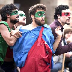 Fuenteovejuna. Breve tratado sobre las ovejas domésticas en Teatre Alegría en Barcelona