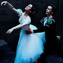 Giselle (Ballet de Moscú) en Teatro Auditorio Alcázar de San Juan en Ciudad Real