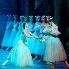 Giselle, del St. Petersburg Festival Ballet en Riojaforum