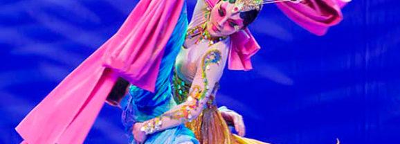 Gran Circo Acrobático de China en Centro Cultural de Adra en Almería