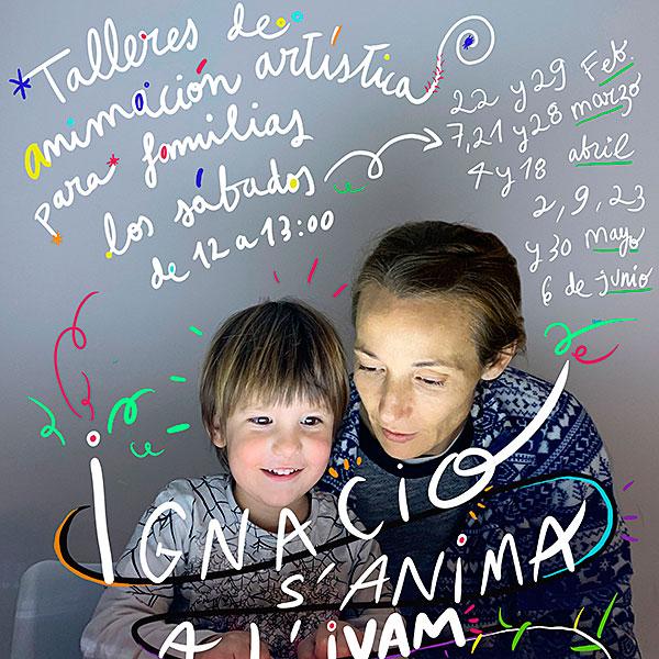 Ignacio s'anima a l'IVAM! en Valencia – CANCELADO