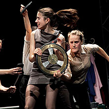 Interrupted en Teatro Jovellanos en Asturias