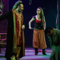 La vida es sueño (Teatro del Temple) en Teatro Chapí en Alicante
