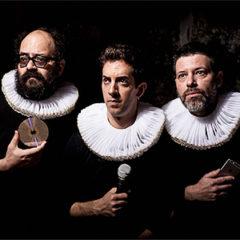 La vida moderna. Live Show en Galileo Galilei en Madrid