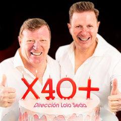 Los Morancos X 40 + en Teatro de la Axerquía en Córdoba