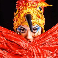 Luzia. Circo del Sol en Carpa de Cirque du Soleil en Barcelona