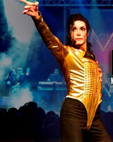 Michael Legend, tributo a Michael Jackson en Vigo. Cancelado