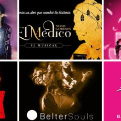 Los mejores musicales en el Auditorio de Murcia