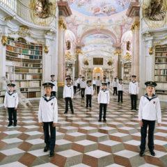 Concierto de Niños Cantores de Viena en Auditorio Nacional de Música en Madrid