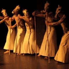 'Las Báquides' de Plauto en la Casa de Cultura de Gamonal