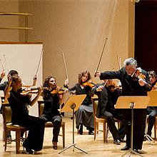 Concierto de Orquesta Clásica Santa Cecilia + Rafael Aguirre (guitarra) en Auditorio Nacional de Música en Madrid