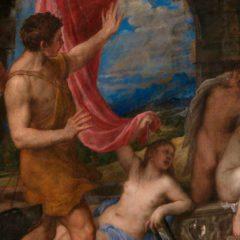 Pasiones mitológicas en Museo del Prado en Madrid