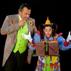 Peneque, el sueño de los títeres en Teatro López de Ayala en Badajoz