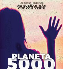 Estreno de Planeta 5000 el 14 de febrero