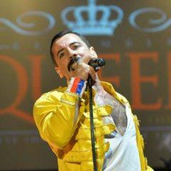 Legend Festival : 'Remember Queen-Tour 2020' en el Cultural Caja de Burgos