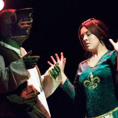 Shrek, el petit musical en Aquitània Teatre en Barcelona
