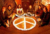 Concierto de The Black Crowes en WiZink Center  en Madrid