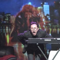 Volvió una noche en Teatro Sierra de Aracena en Huelva