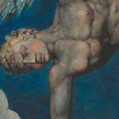William Blake. Ilustraciones para La Divina Comedia en Museo del Prado en Madrid