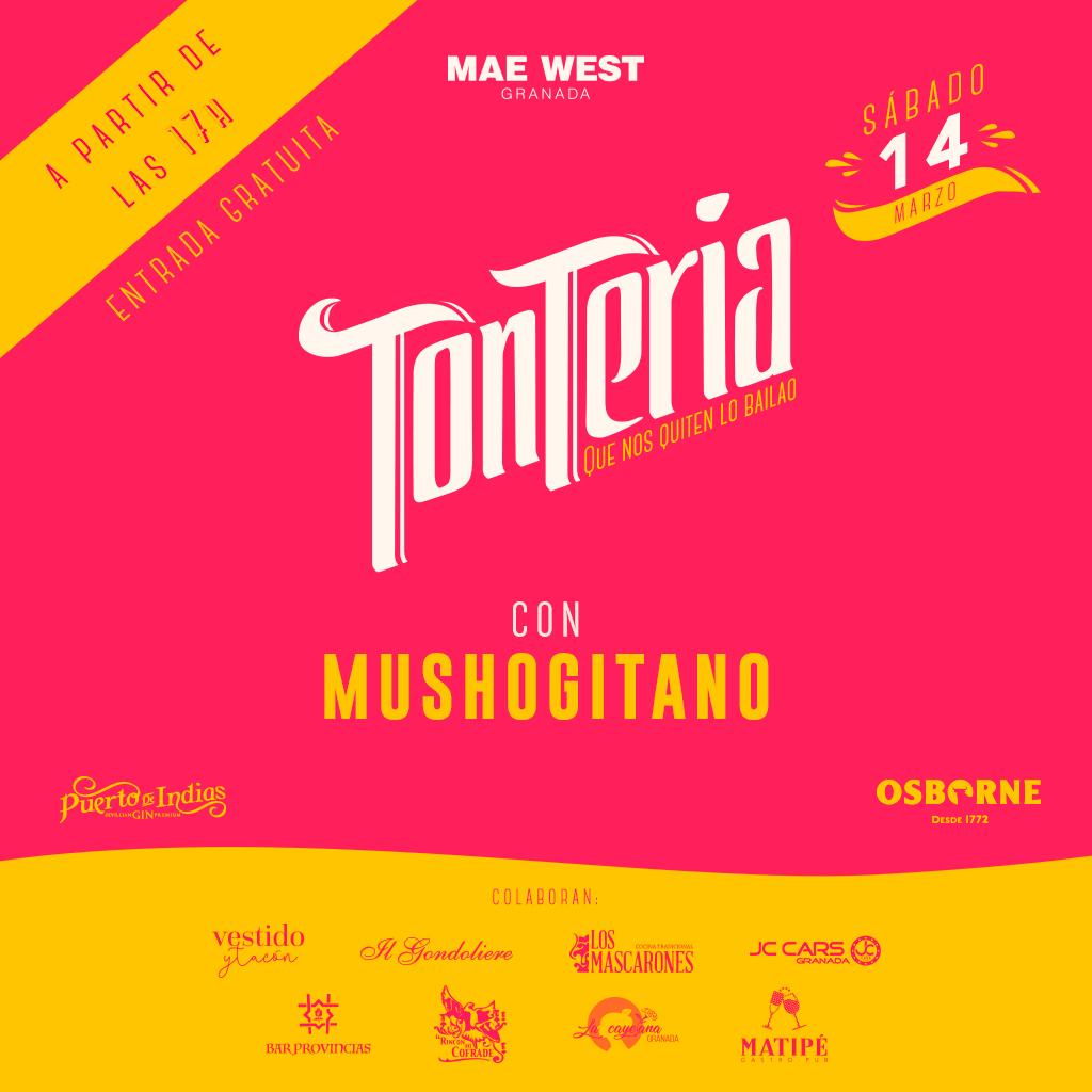 Concierto de Mushogitano en Mae West de Granada