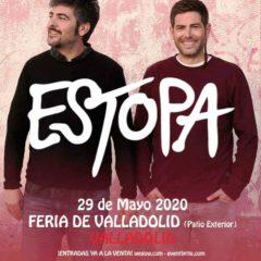 La Gira 20 Aniversario de Estopa Aterrizará en Valladolid