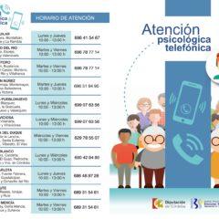 Atención Psicológica Telefónica desde el IPBS(Instituto Prov. del Bienestar Social)