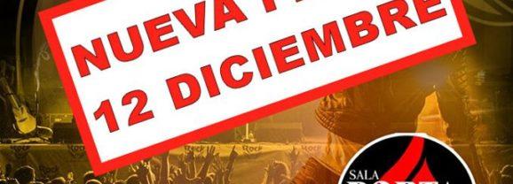 Band Jovi  en la Sala Porta Caeli Global Music NUEVA FECHA